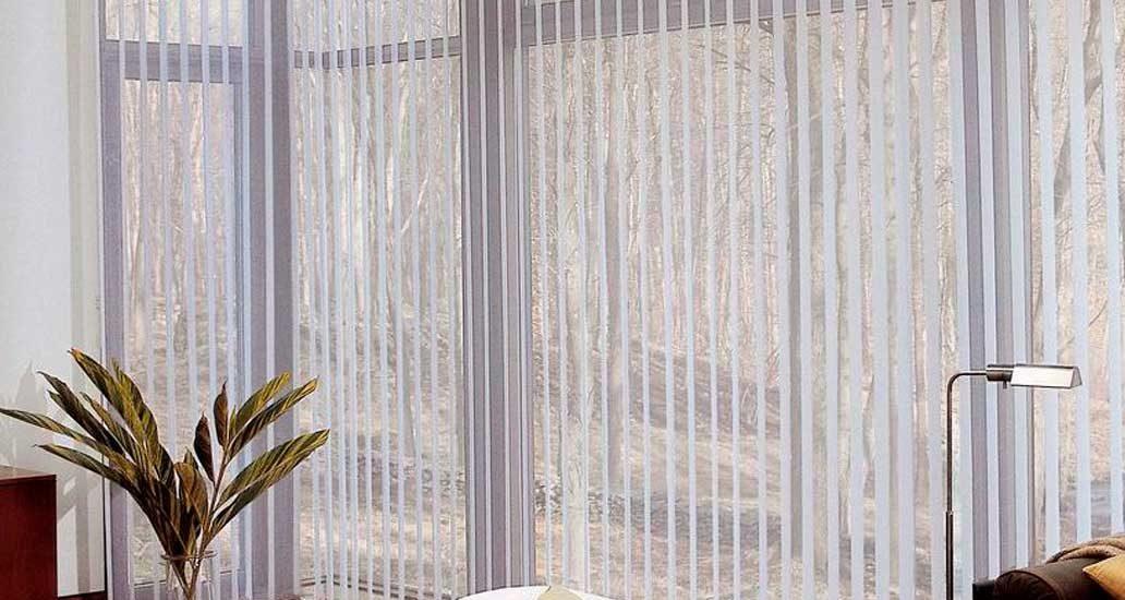 Cortinas luminette jjcdecoracion.cl chillán