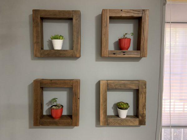 Cuadros de madera Multipropósito